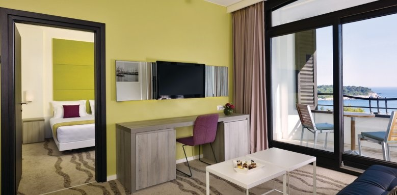 Park Plaza Histiria, Suite