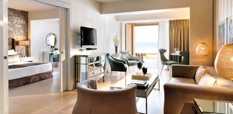 sani beach, one bed family suite