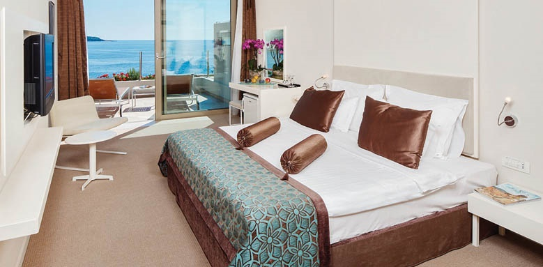 Rixos Libertas Hotel, Superior Double Sea View