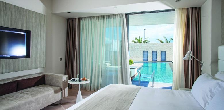 Aqua Blu Boutique Hotel & Spa, Signature Suite