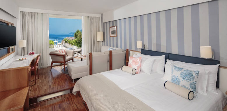 Valamar Dubrovnik President, superior sea view room