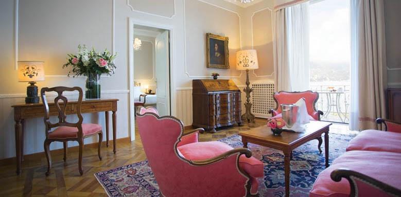 Hotel Miramare, Deluxe Suite