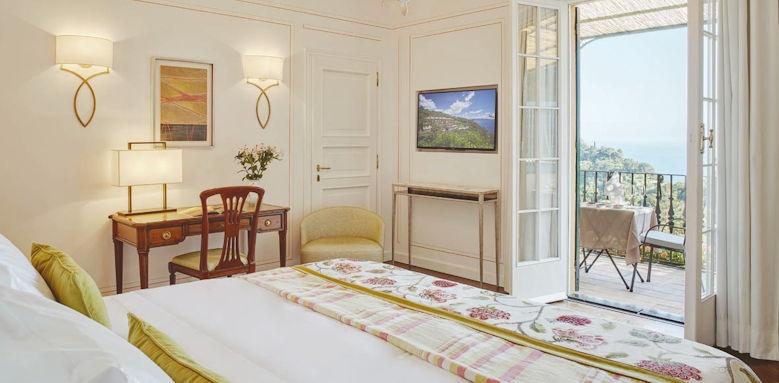 belmond hotel splendido, double sea view with balcony
