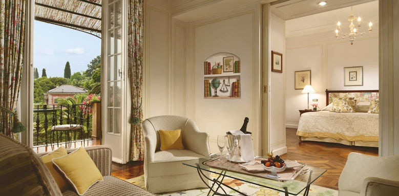 belmond hotel splendido, deluxe suite