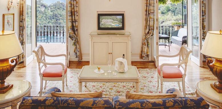 belmond hotel splendido, presidential suite
