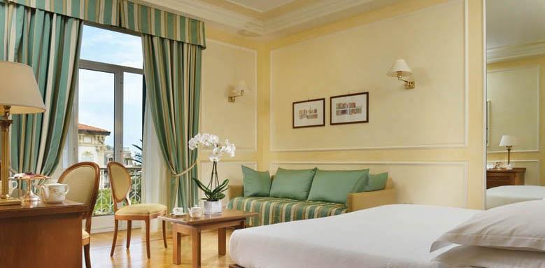 Royal Hotel San Remo, junior suite