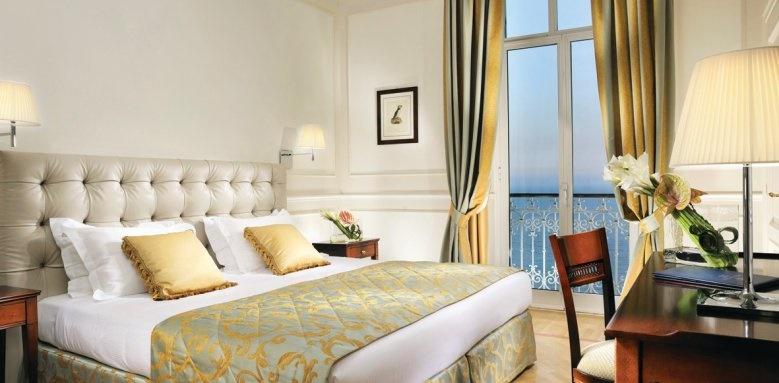 Royal Hotel Sanremo, Junior Suite Sea View