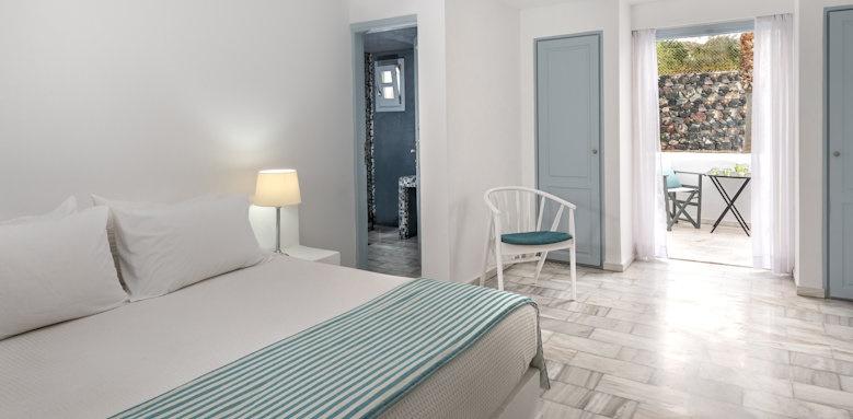 Santorini Kastelli Resort, Superior