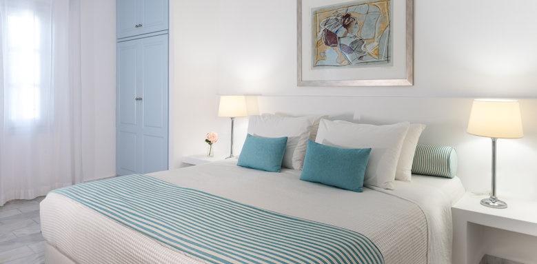 Santorini Kastelli Resort, suite