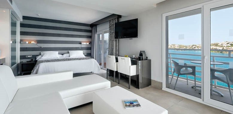 Barcelo Hamilton Menorca, junior suite sea view