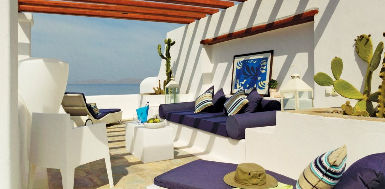 Mykonos Grand Hotel & Resort, Executive Suite