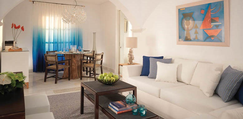 Mykonos Grand Hotel & Resort, Deluxe Suite with Private Pool