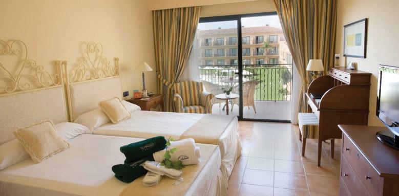 La Quinta, twin room
