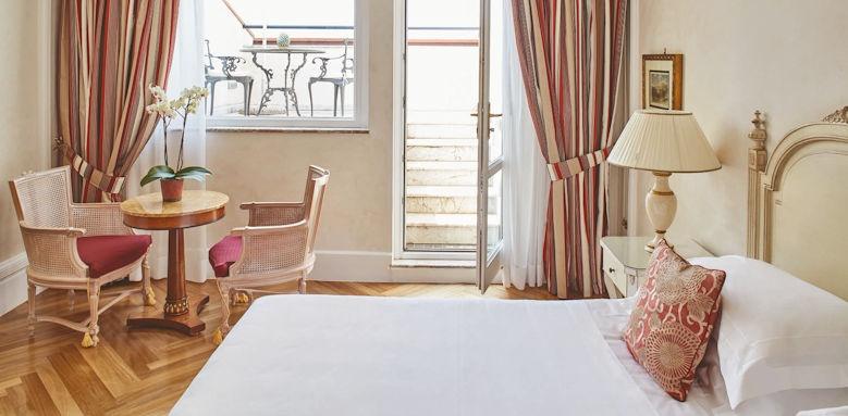belmond grand hotel timeo, superior sea view