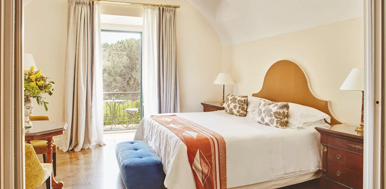 belmond grand hotel timeo, deluxe junior suite
