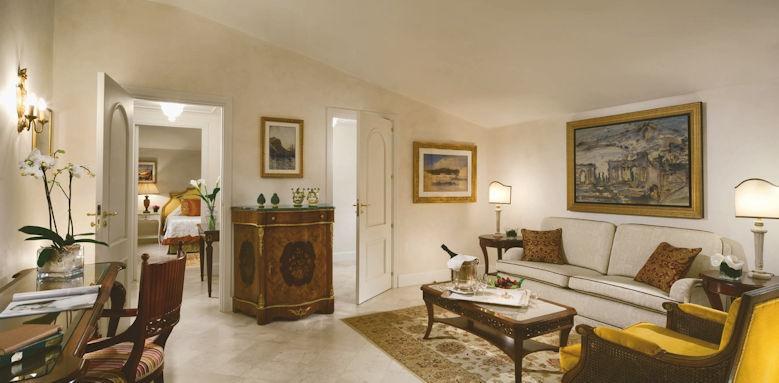 belmond grand hotel timeo, exclusive suite