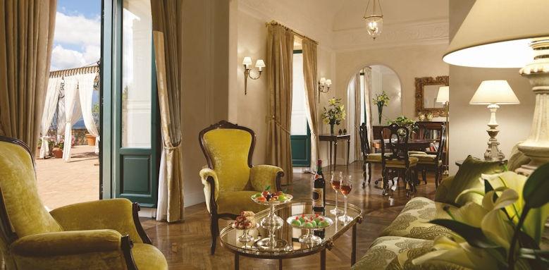 belmond grand hotel timeo, presidential suite