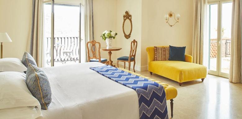 belmond villa sant andrea, deluxe suite