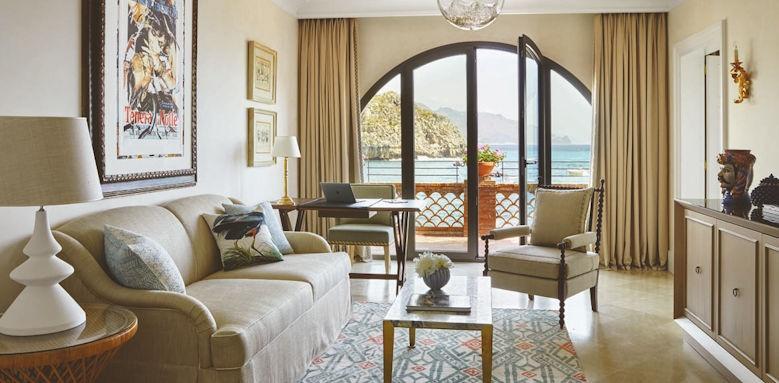 belmond villa sant andrea, exclusive suite