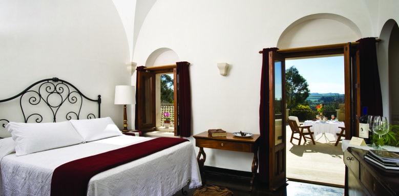 Eremo Della Giubiliana, Canonico suite