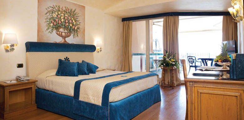 Grand Hotel Mazzaro Sea Palace, Double Room Sea View