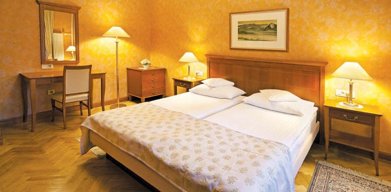 Grand Hotel Toplice, double room