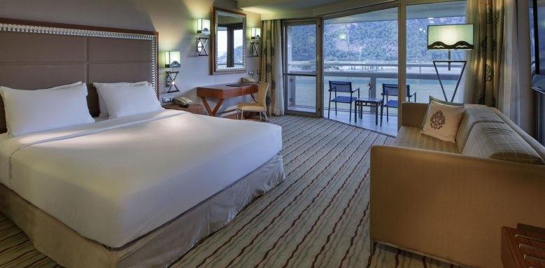 Hilton Dalaman Sarigerme Resort & Spa,Guest Room/River