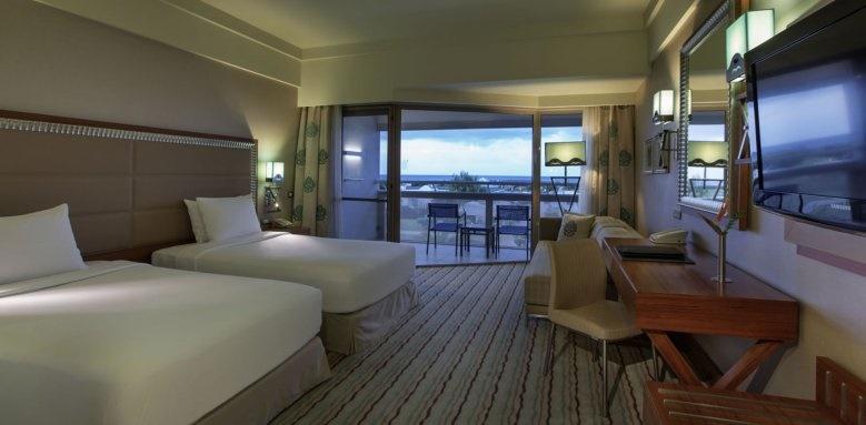 Hilton Dalaman Sarigerme Resort & Spa,Guest Room/Sea