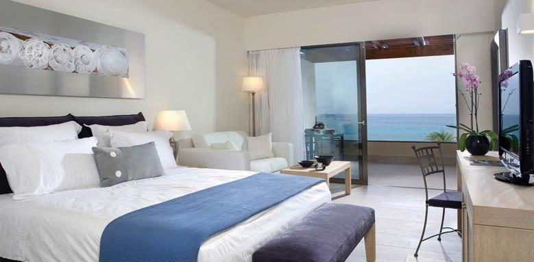 aquagrand, seafront sea view room
