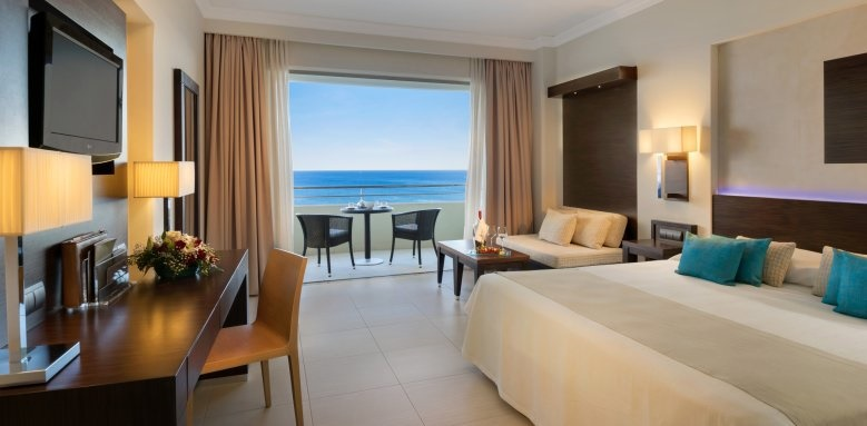 Elysium Resort & Spa, Deluxe Sea View