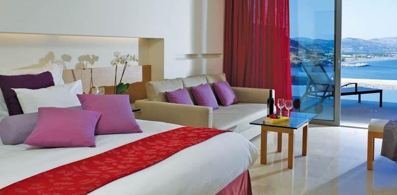 Lindos Blu Hotel & Suites, Junior Suite Sharing Pool