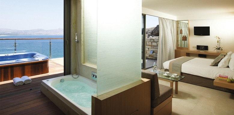Lindos Blu Hotel & Suites, Deluxe
