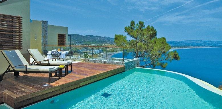 Lindos Blu Hotel & Suites, Villa