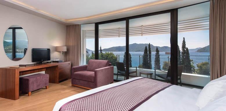 D-Resort Grand Azur, standard sea view room