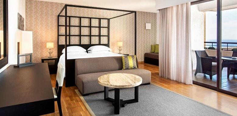 Sheraton Rhodes Resort, junior suite