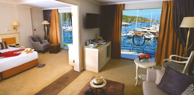 ece saray, suite sea view
