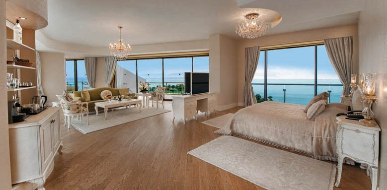 maxx royal belek, one bed royal suite