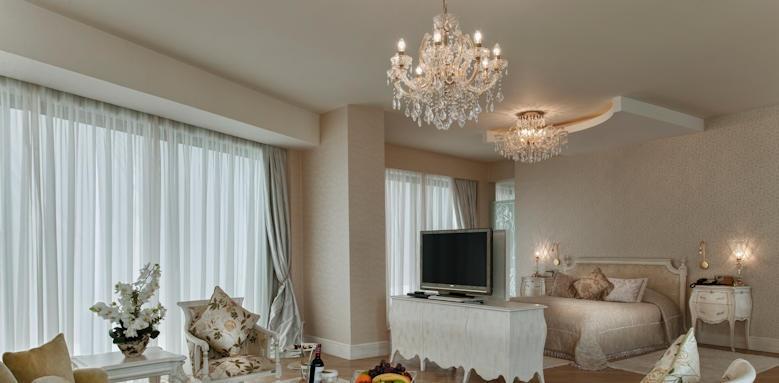 maxx royal belek, one bed royal suite