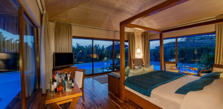 Maxx Royal Belek Golf Resort, maldives villa