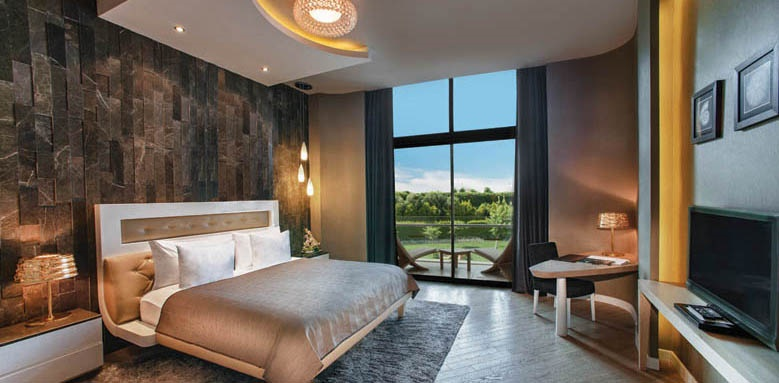 maxx royal belek, family suite land view