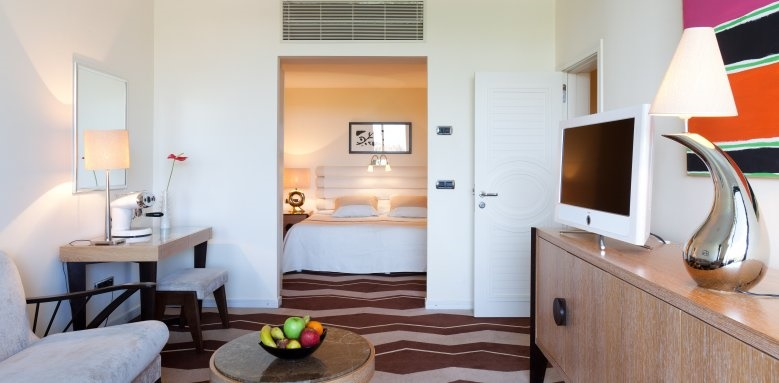 Junior suite, Seaside Palm Beach