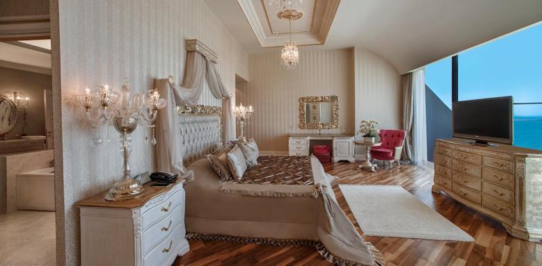maxx royal belek, king suite