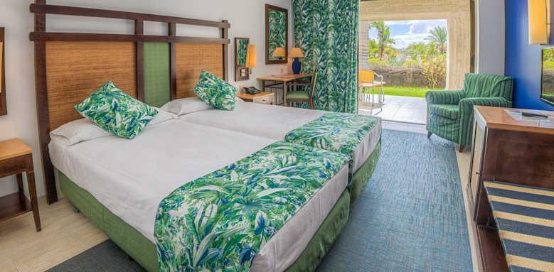 Hotel Costa Calero, twin garden view