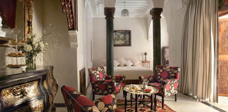 La Sultana Marrakech, Suite Deluxe