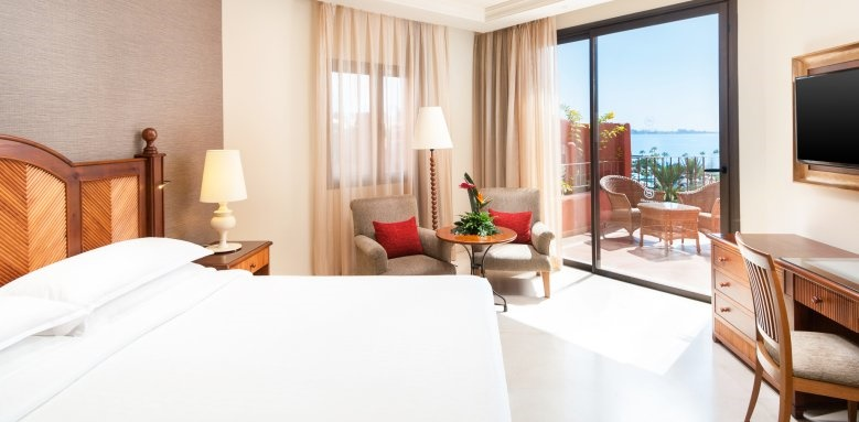 Premium room, Sheraton La Caleta
