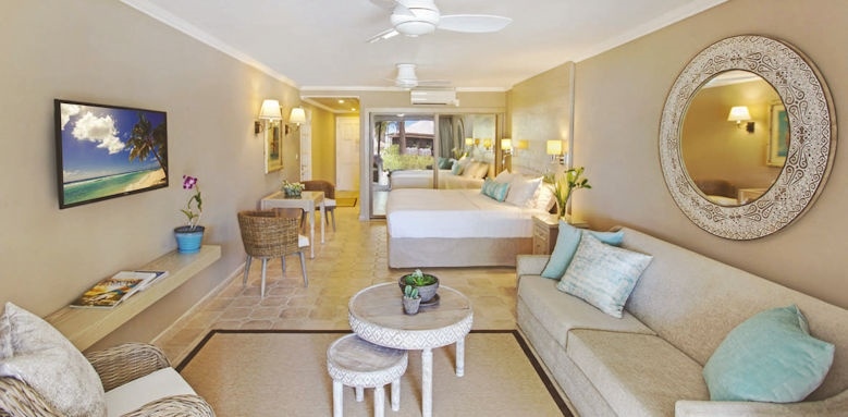 Bougainvillea Resort, junior suite
