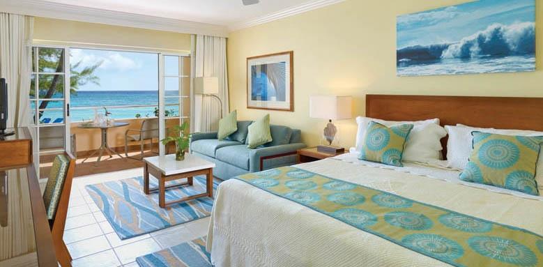 Turtle Beach, junior suite ocean view