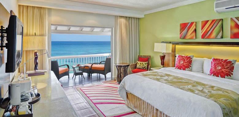 Double room ocean front
