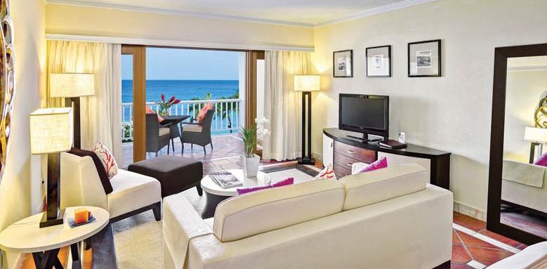 The House, junior suite ocean view