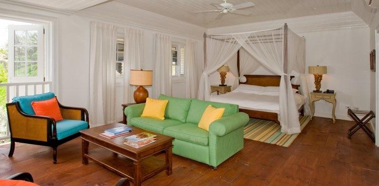 The Atlantis Hotel, coastal view suite